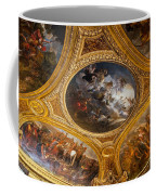 Palace Of Versailles Ceiling Coffee Mug