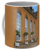 Palace Windows And Topiaries Coffee Mug