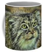 Pallas Cat Coffee Mug