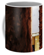 Palm And Wall Coffee Mug