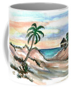 Palm Cost Coffee Mug