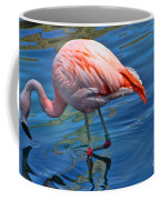 Palm Springs Flamingo Coffee Mug