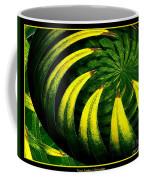 Palm Tree Abstract Coffee Mug