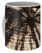Palm Tree Cup Coffee Mug