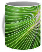 Palm Tree Frond Coffee Mug
