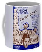 Palmy Days Coffee Mug by Mel Thompson