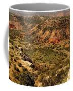 Palo Duro Canyon Texas Coffee Mug