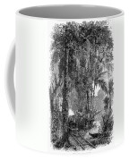 Panama Railway, 1875 Coffee Mug