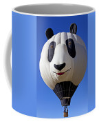Panda Bear Hot Air Balloon Coffee Mug