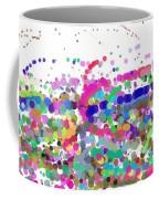 Pandemonium Of Colours Coffee Mug