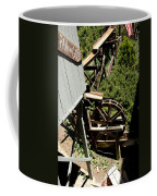 Panning For Gold In Virginia City Nevada Coffee Mug
