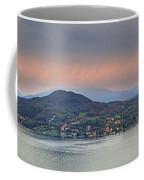 Panorama Lake Maggiore Coffee Mug