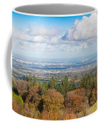 Panorama Of Dublin City And The Dublin Bay Coffee Mug
