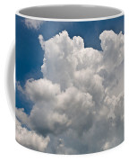 Panoramic Clouds Number 1 Coffee Mug