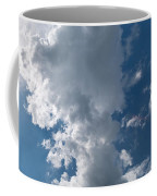 Panoramic Clouds Number 1o Coffee Mug