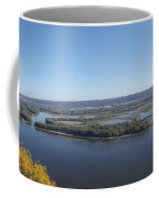 Panoramic Mississippi Coffee Mug