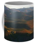 Panoramic Over Sapper Hill Coffee Mug