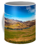 Panoramic Range Land Coffee Mug