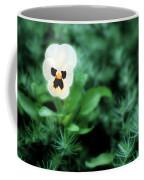 Pansy Face Coffee Mug
