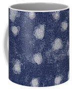 Paper Flowers Abstract - White Coffee Mug