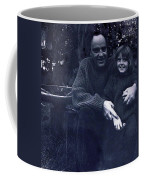 Pappa Hans With Daughter Colette Coffee Mug