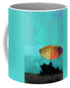 Paradise By The Sea Coffee Mug