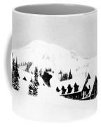 Paradise Inn Buried In Snow, 1917 Coffee Mug by Science Source