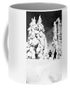 Paradise Inn, Mt. Ranier, 1917 Coffee Mug