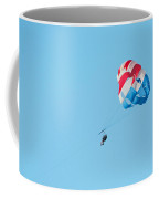 Parasailers Over Marco Coffee Mug