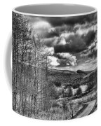 Parc Cwm Darran Mono Coffee Mug