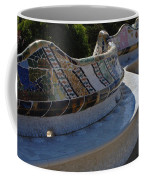 Parc Guell Spain Coffee Mug