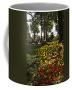 Parc Les Invalides In Spring Coffee Mug