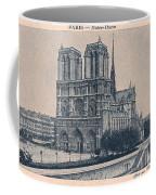 Paris - Notre Dame Coffee Mug