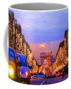 Paris 04 Coffee Mug