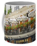 Paris Cafe Coffee Mug by Elena Elisseeva