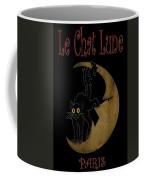 Paris Cafe Poster Coffee Mug