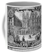 Paris: Catholic Procession Coffee Mug