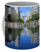 Paris La Defense 3 Coffee Mug