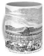 Paris: Les Halles, 1858 Coffee Mug