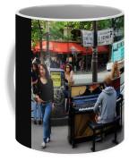 Paris Musicians 2 Coffee Mug