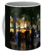 Paris Musicians Coffee Mug