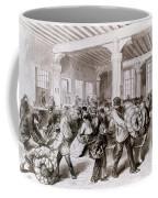Paris: Pawnbroker, 1868 Coffee Mug
