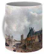 Paris: Pont Neuf, 1637 Coffee Mug