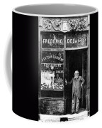Paris Restaurant, 1890s - To License For Professional Use Visit Granger.com Coffee Mug
