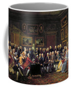 Paris: Salon, 1755 Coffee Mug