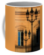 Paris Shadows Coffee Mug