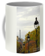 Paris Street Coffee Mug