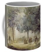 Paris: Tuilerie Gardens Coffee Mug