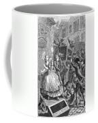 Paris: Uproar In The Street Coffee Mug