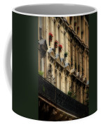Paris Windows Coffee Mug by Andrew Fare